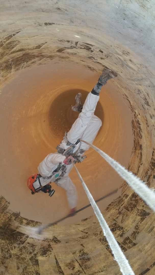 Silo Access & Cleaning Services