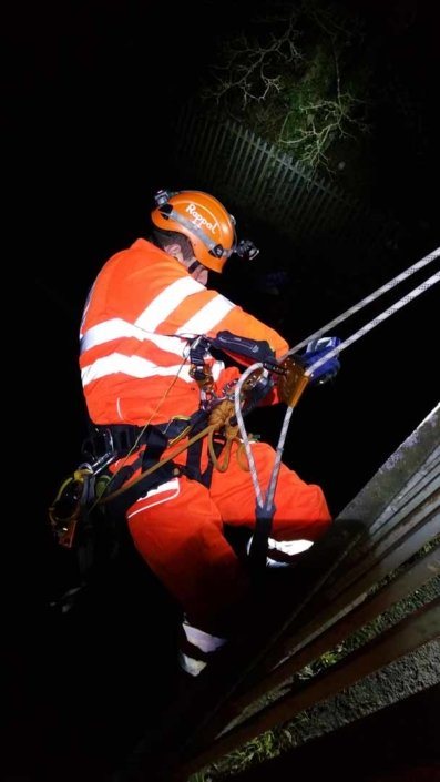 Rappel Rope Access and Abseil Bridge Inspections
