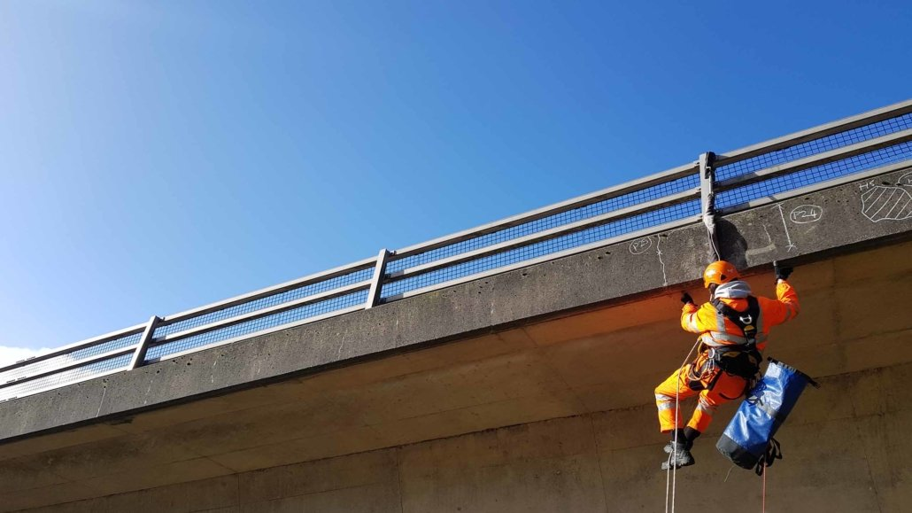 Bridge and Structural Inspection Testing and Survey Services