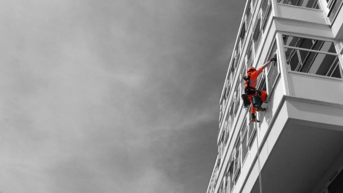 Rappel Rope Access Commercial Window Cleaning Company