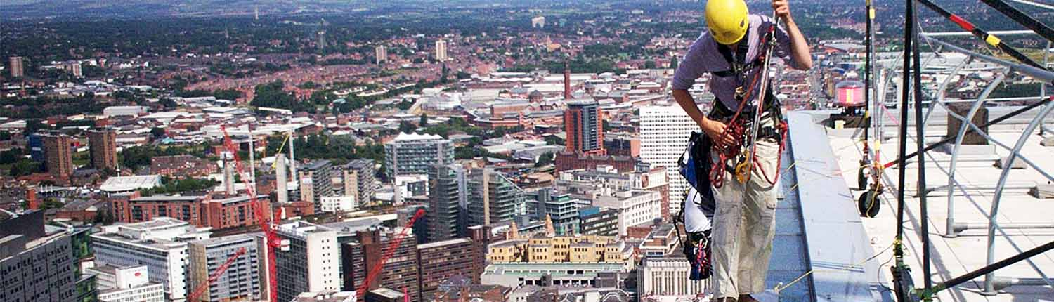 Manchester Rope Access & Abseil Services