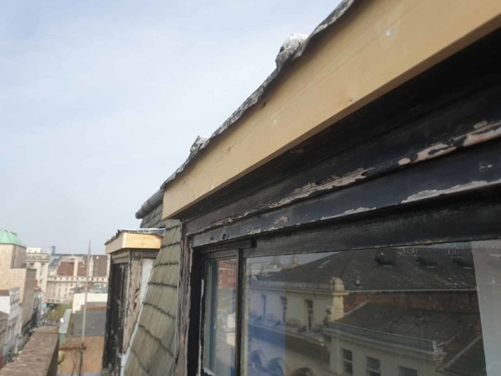 Window & Roof Lantern Restoration Works - Liverpool