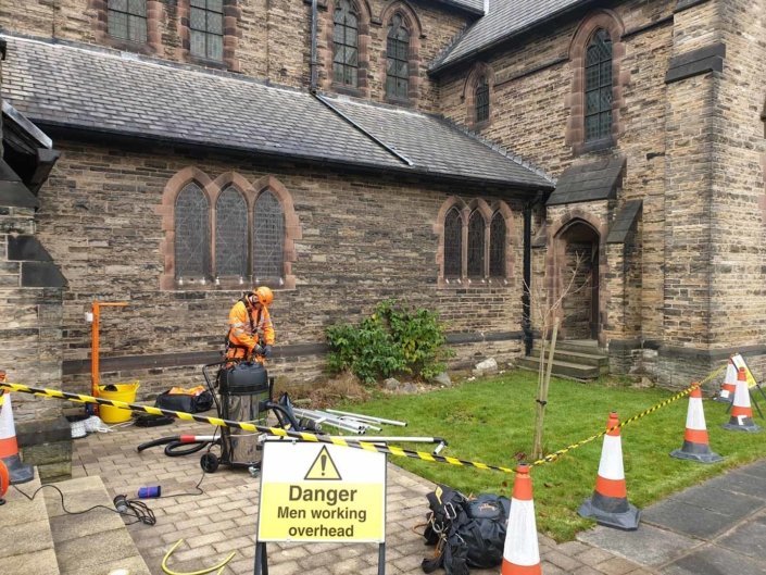Church Maintenance Services - St Mark's Church