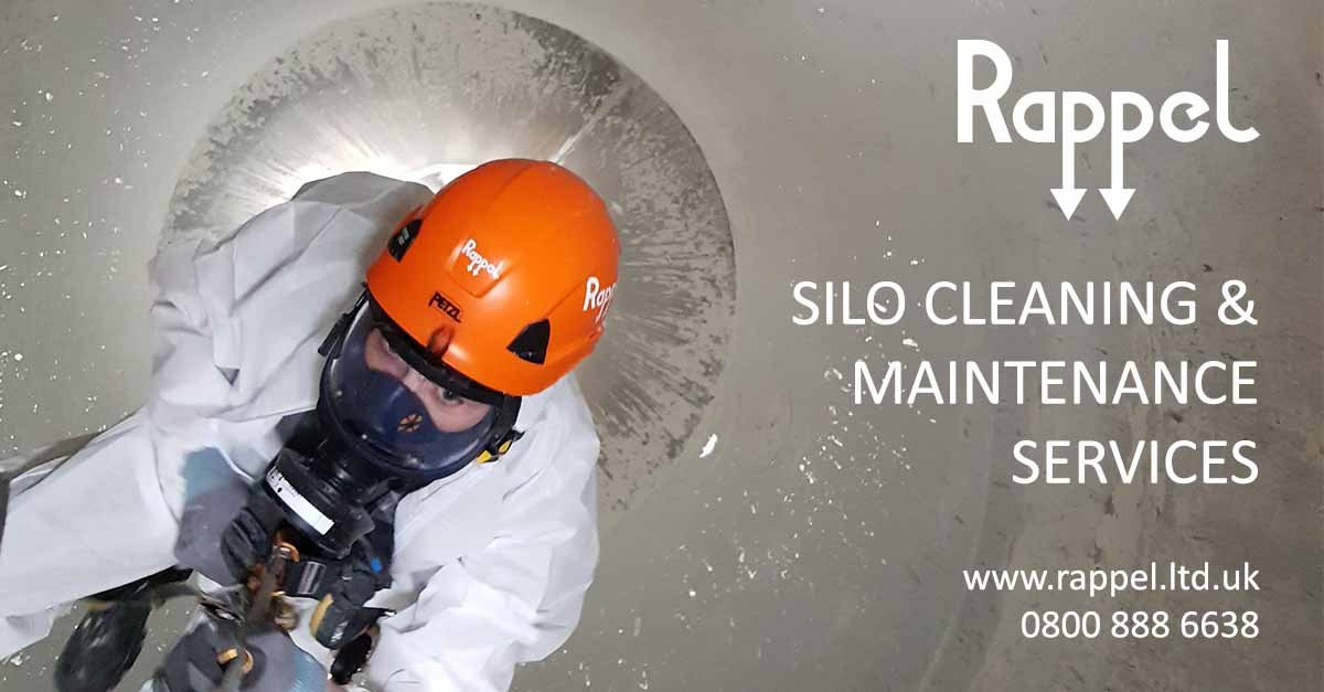 Nationwide Silo & Confined Space Cleaning Services